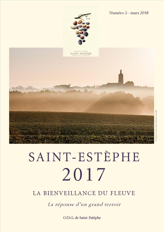 Carnet vendanges 2017 Saint-Estèphe